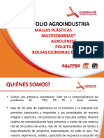 Portafolio Agro Calypso