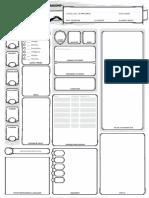 D&D5e - NPC sheet