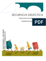 Secuencia Sociales - Lengua ALUMNOS