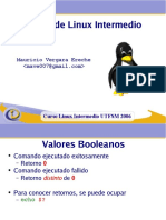 Curso Linux Intermedio