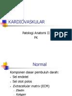 Patologi Anatomi II Kardiovaskular