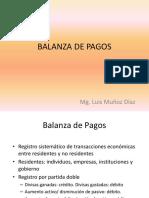 Sesion Balanza de Pagos