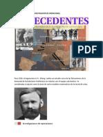 Desarrollo Histórico Investigación de Operaciones