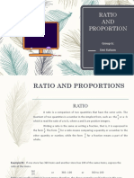 Ratio and Proportion Kel.6