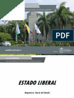 Estado de Derecho o Liberal - Presentación Abril 2017