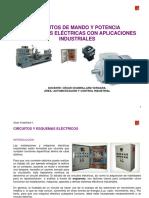 Diagramas de Máquinas Eléctricas Con Aplicaciones Industriales