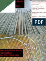 TERMURAH !!!, jual jeruji fiber murah, WA 0851-3030-7491