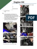 engine oil draft