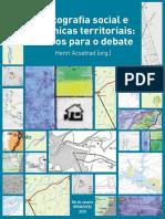 ACSELRAD HENRI Cartografia Social e Dinâmicas Territoriais