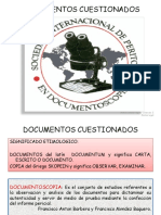 Documentos Cuestionados Ciber Beng