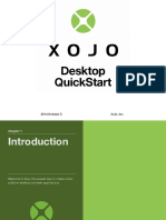 Quick Start Desktop