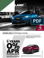 Grandland X-price Guide