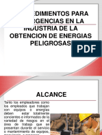 DIAPOSITIVAS ENERGIAS PELIGROSAS