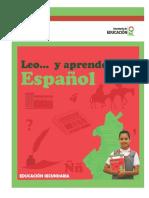 Breve lectura en el idioma Español