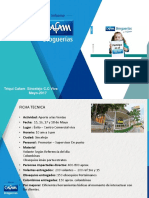 INFORME Reto Cafam PDV - Centro Comercial Viva Sincelejo