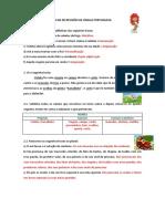 Ficha de Revisões de Língua Portuguesa II (2)