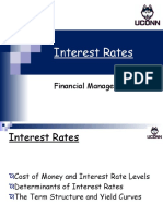 Ch. 6 - Interest Rates