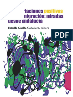 Aportaciones Positivas de La Inmigracion Miradas Desde Andalucia