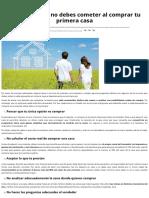 10 errores que no debes cometer al comprar tu primera casa - El Tiempo.pdf