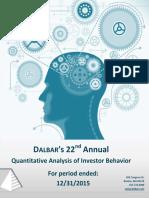 DALBAR QAIB 2016