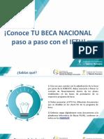 Ppt Firmacontratos11.10.17 Becas Nacionales