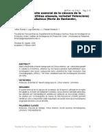 Estudio del aceite esencial de la cáscara de la naranja dulce.pdf