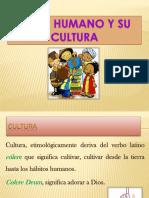 El Ser Humano y Su Cultura