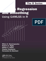 Flexible Regression and Smoothing _Using GAMLSS in R