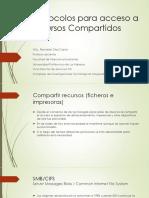 Protocolos Para Acceso a Recursos Compartidos