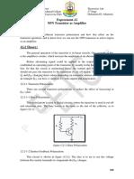 EXP12 NPN Transistor as an Amplifier