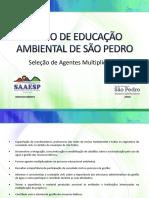 Plano de Educação Ambiental de São Pedro