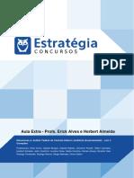 Discursiva p Auditor Federal de Controle Externo (Auditoria Givernamental) Aula Extra