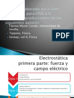 Electrostática Primera Parte 3