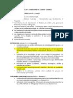 Check List- Condiciones de Calidad Conaces (2)