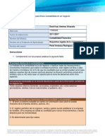 Requisitos uveg contabilidad financiera