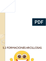 Formaciones Arcillosas. Eq.2