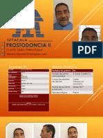 Prostodoncia II Caso Clinico