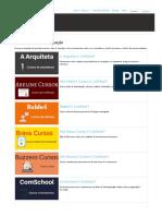 Avaliação Dos Principais Sites de Cursos e Treinamentos Online