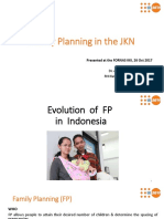 2. Family Planning in the JKN - MH Fornas KKI Oct2017
