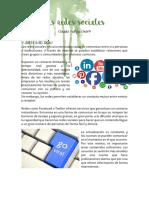 Redes Sociales - Claudia García