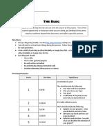 blog directions