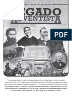 Legado Adventista Un Panorama Historico y Teologico Del Adventismo, Glúder Quispe, Merl n D. Burt, Alberto Timm v1