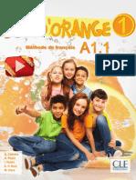 Extrait Jus d'orange