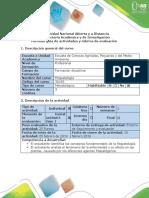 Guía de Actividades y Rubrica Fase 1