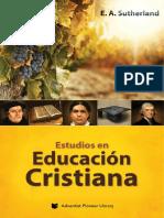 Estudios en Educación Cristiana