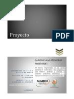 Entrega Proyecto Final Seguridad Alimentaria Carlos Chamlati Moran