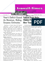 Transit Times Volume 9, Number 1