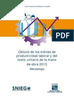Cálculo de los índices de productividad laboral 2015.pdf