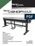 Manual Shopmax Es