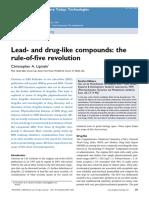 lead drog